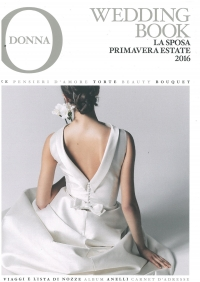IO DONNA - WEDDING BOOK La sposa primavera estate 2016