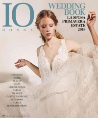IO DONNA - WEDDING BOOK: la sposa primavera estate 2018
