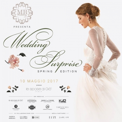 WEDDING SURPRISE spring edition - Le Spose di Giò di Monza