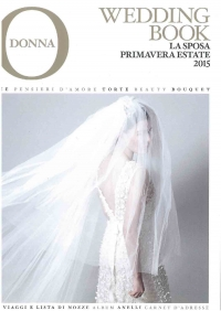 IO DONNA - WEDDING BOOK La sposa primavera estate 2015