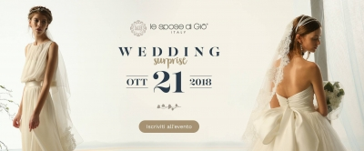 Torna Wedding Surprise! Domenica 21 ottobre 2018