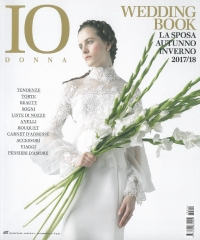 IO DONNA - WEDDING BOOK La sposa autunno inverno 2017/18