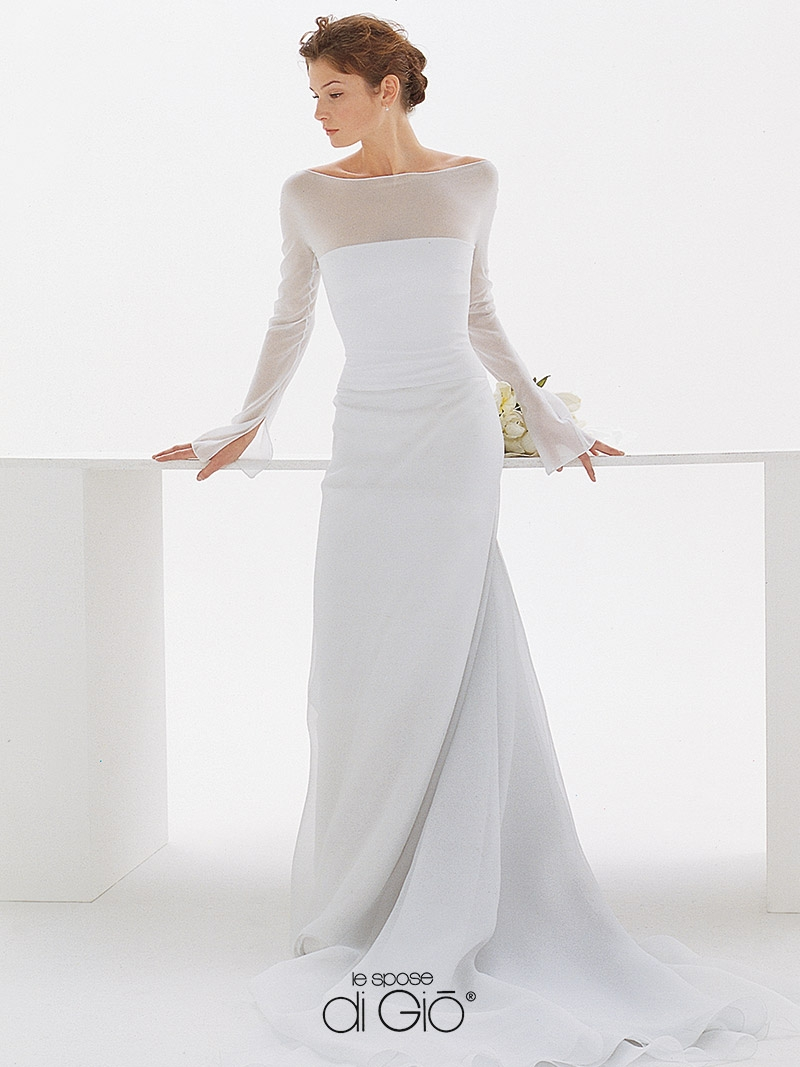 Wedding Gowns For Mature Bride 002 - Wedding Gowns For Mature Bride